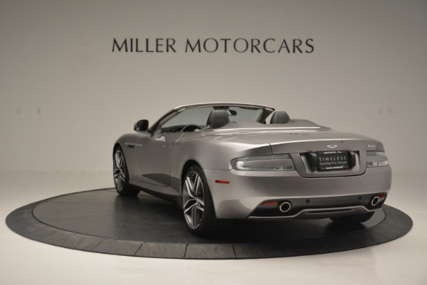 Used 2012 Aston Martin Virage Volante for sale Sold at Alfa Romeo of Westport in Westport CT 06880 5