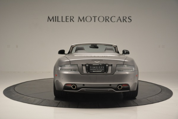 Used 2012 Aston Martin Virage Volante for sale Sold at Alfa Romeo of Westport in Westport CT 06880 6