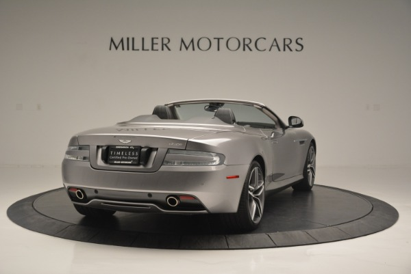 Used 2012 Aston Martin Virage Volante for sale Sold at Alfa Romeo of Westport in Westport CT 06880 7