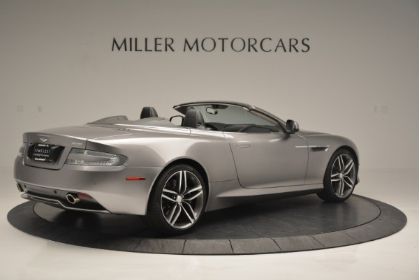 Used 2012 Aston Martin Virage Volante for sale Sold at Alfa Romeo of Westport in Westport CT 06880 8