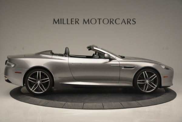 Used 2012 Aston Martin Virage Volante for sale Sold at Alfa Romeo of Westport in Westport CT 06880 9