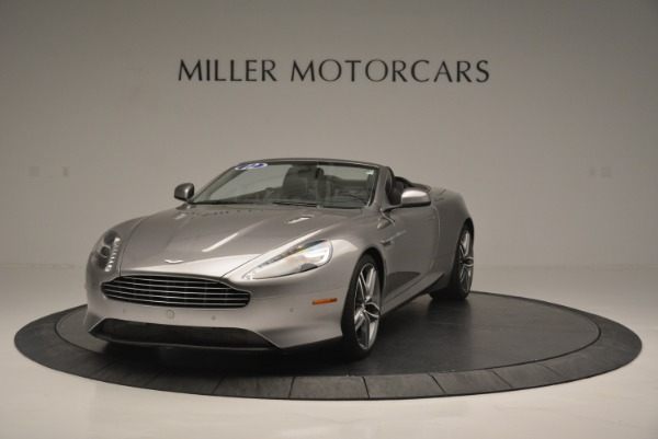 Used 2012 Aston Martin Virage Volante for sale Sold at Alfa Romeo of Westport in Westport CT 06880 1