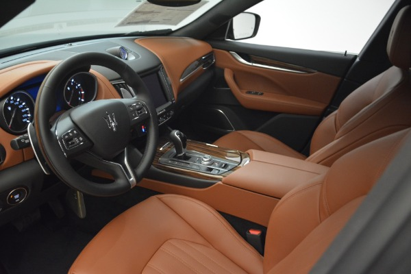 New 2018 Maserati Levante S Q4 GranLusso for sale Sold at Alfa Romeo of Westport in Westport CT 06880 12