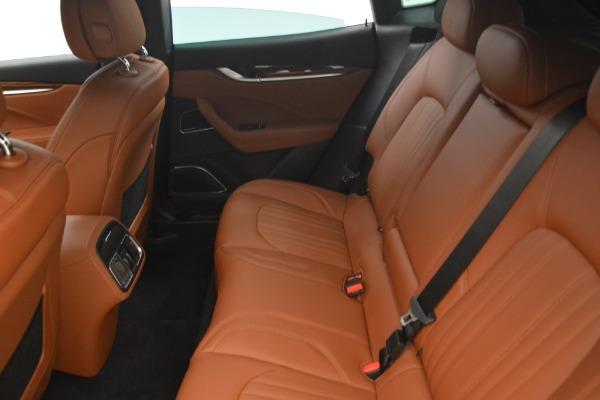 New 2018 Maserati Levante S Q4 GranLusso for sale Sold at Alfa Romeo of Westport in Westport CT 06880 18