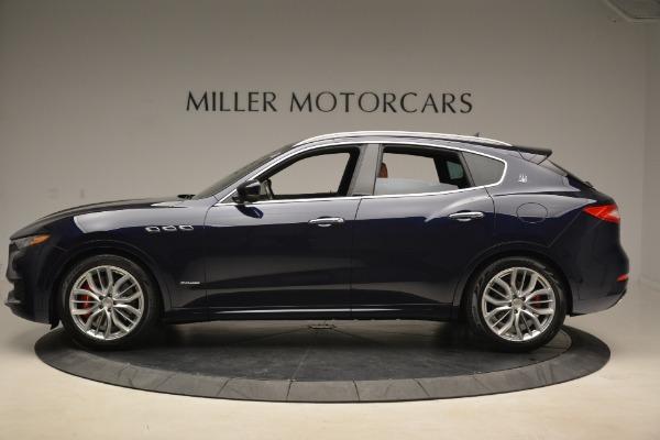 New 2018 Maserati Levante S Q4 GranLusso for sale Sold at Alfa Romeo of Westport in Westport CT 06880 2