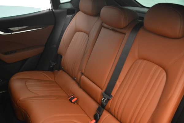 New 2018 Maserati Levante S Q4 GranLusso for sale Sold at Alfa Romeo of Westport in Westport CT 06880 21