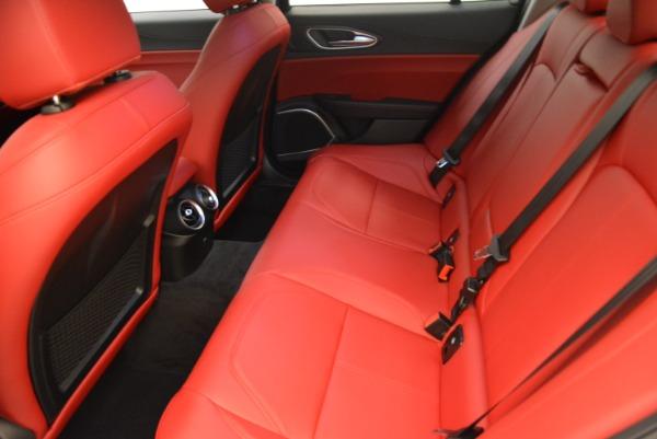New 2018 Alfa Romeo Giulia Q4 for sale Sold at Alfa Romeo of Westport in Westport CT 06880 17