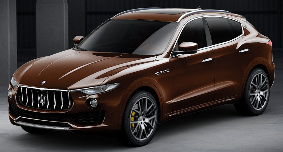 New 2018 Maserati Levante S Q4 GranLusso for sale Sold at Alfa Romeo of Westport in Westport CT 06880 1