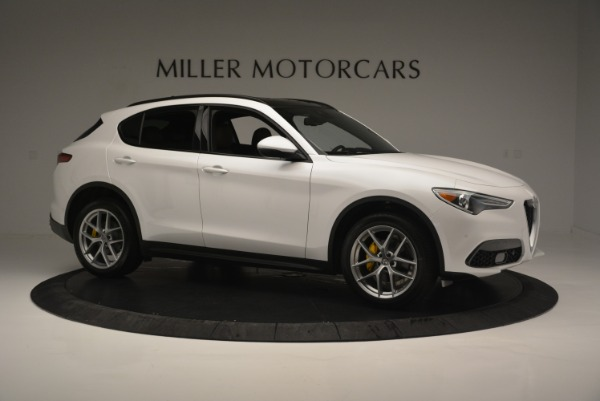 Used 2018 Alfa Romeo Stelvio Ti Sport Q4 for sale $36,900 at Alfa Romeo of Westport in Westport CT 06880 10