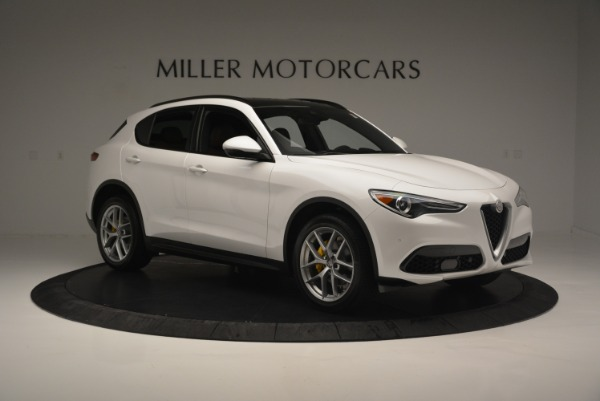 Used 2018 Alfa Romeo Stelvio Ti Sport Q4 for sale $36,900 at Alfa Romeo of Westport in Westport CT 06880 11