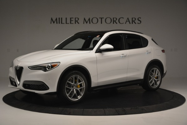 Used 2018 Alfa Romeo Stelvio Ti Sport Q4 for sale $36,900 at Alfa Romeo of Westport in Westport CT 06880 2