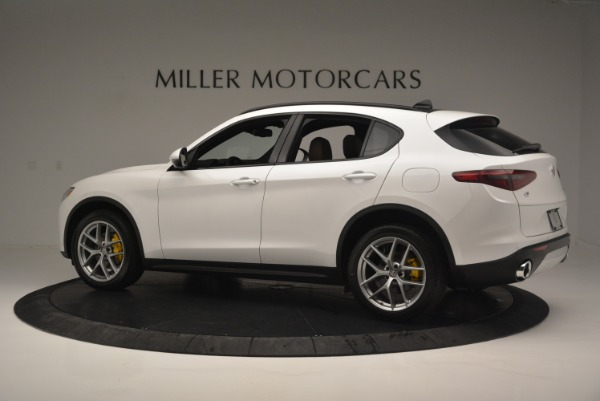 Used 2018 Alfa Romeo Stelvio Ti Sport Q4 for sale $36,900 at Alfa Romeo of Westport in Westport CT 06880 4