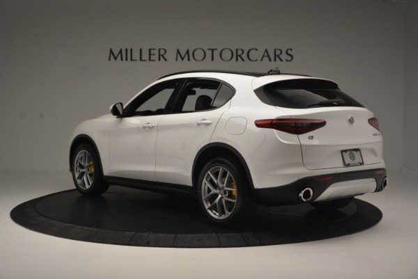 Used 2018 Alfa Romeo Stelvio Ti Sport Q4 for sale $36,900 at Alfa Romeo of Westport in Westport CT 06880 5