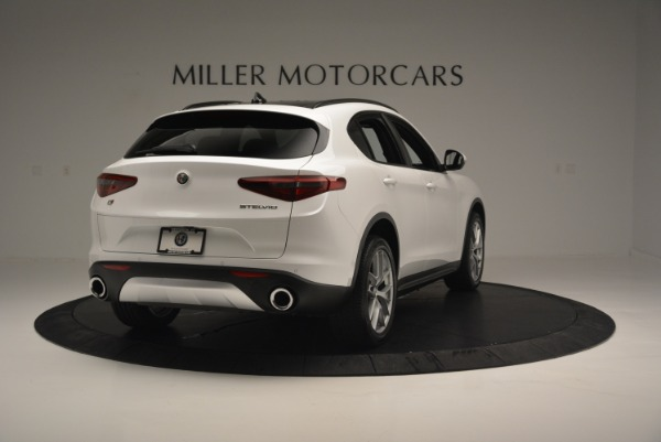 Used 2018 Alfa Romeo Stelvio Ti Sport Q4 for sale $36,900 at Alfa Romeo of Westport in Westport CT 06880 7