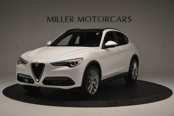 Used 2018 Alfa Romeo Stelvio Ti Sport Q4 for sale $36,900 at Alfa Romeo of Westport in Westport CT 06880 1