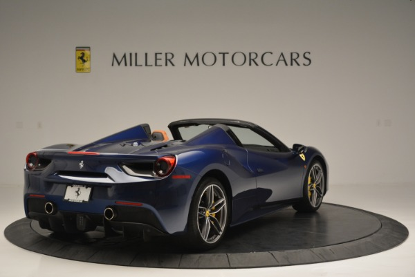 Used 2016 Ferrari 488 Spider for sale Sold at Alfa Romeo of Westport in Westport CT 06880 7