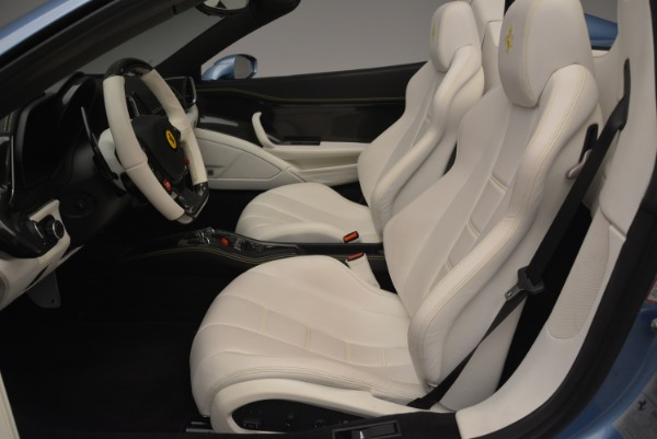 Used 2012 Ferrari 458 Spider for sale Sold at Alfa Romeo of Westport in Westport CT 06880 26