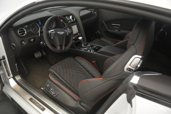 Used 2017 Bentley Continental GT Supersports for sale Sold at Alfa Romeo of Westport in Westport CT 06880 22