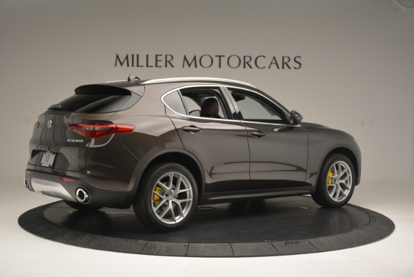New 2018 Alfa Romeo Stelvio Ti Q4 for sale Sold at Alfa Romeo of Westport in Westport CT 06880 8