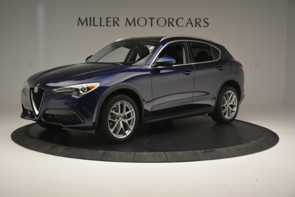 New 2018 Alfa Romeo Stelvio Ti Q4 for sale Sold at Alfa Romeo of Westport in Westport CT 06880 3