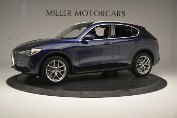 New 2018 Alfa Romeo Stelvio Ti Q4 for sale Sold at Alfa Romeo of Westport in Westport CT 06880 4