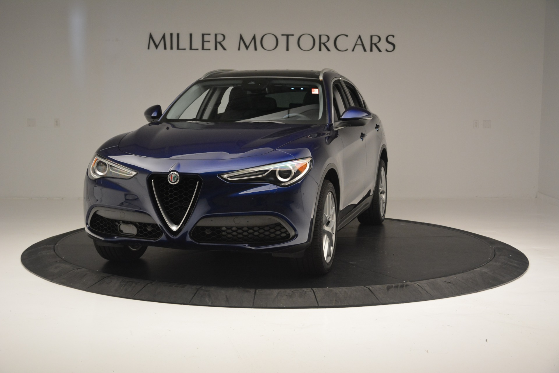 New 2018 Alfa Romeo Stelvio Ti Q4 for sale Sold at Alfa Romeo of Westport in Westport CT 06880 1
