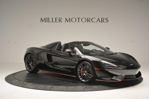 Used 2018 McLaren 570S Spider for sale Sold at Alfa Romeo of Westport in Westport CT 06880 10