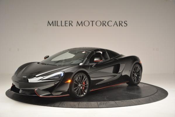 Used 2018 McLaren 570S Spider for sale Sold at Alfa Romeo of Westport in Westport CT 06880 15