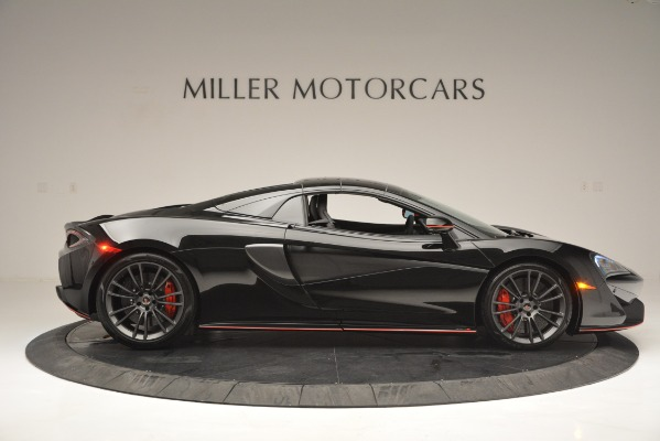 Used 2018 McLaren 570S Spider for sale Sold at Alfa Romeo of Westport in Westport CT 06880 20