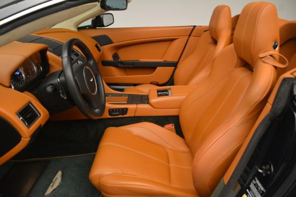 Used 2008 Aston Martin V8 Vantage Roadster for sale Sold at Alfa Romeo of Westport in Westport CT 06880 16