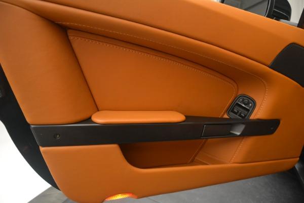 Used 2008 Aston Martin V8 Vantage Roadster for sale Sold at Alfa Romeo of Westport in Westport CT 06880 19