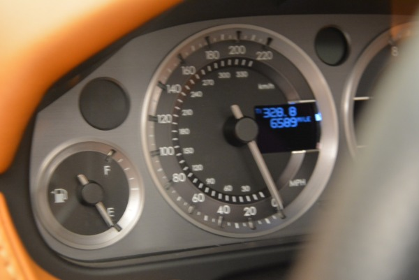 Used 2008 Aston Martin V8 Vantage Roadster for sale Sold at Alfa Romeo of Westport in Westport CT 06880 20
