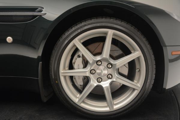 Used 2008 Aston Martin V8 Vantage Roadster for sale Sold at Alfa Romeo of Westport in Westport CT 06880 21