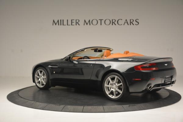 Used 2008 Aston Martin V8 Vantage Roadster for sale Sold at Alfa Romeo of Westport in Westport CT 06880 4