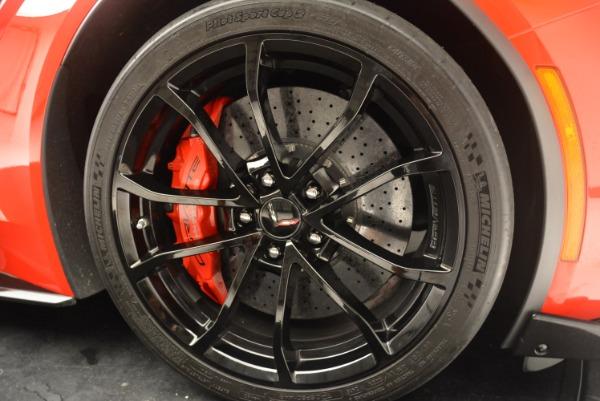 Used 2017 Chevrolet Corvette Grand Sport for sale Sold at Alfa Romeo of Westport in Westport CT 06880 25
