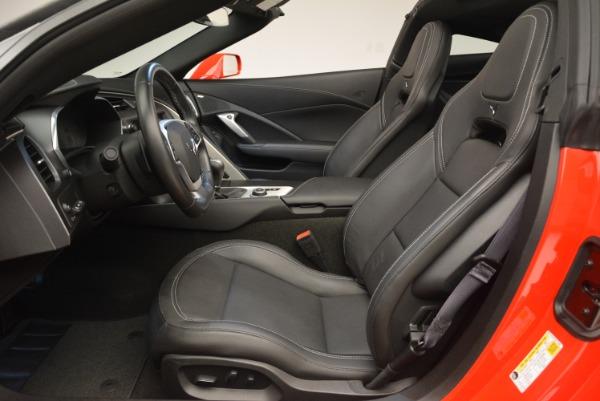Used 2017 Chevrolet Corvette Grand Sport for sale Sold at Alfa Romeo of Westport in Westport CT 06880 27