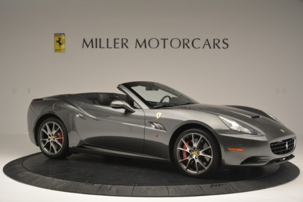 Used 2010 Ferrari California for sale Sold at Alfa Romeo of Westport in Westport CT 06880 10