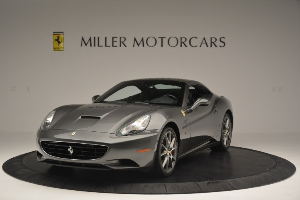 Used 2010 Ferrari California for sale Sold at Alfa Romeo of Westport in Westport CT 06880 13