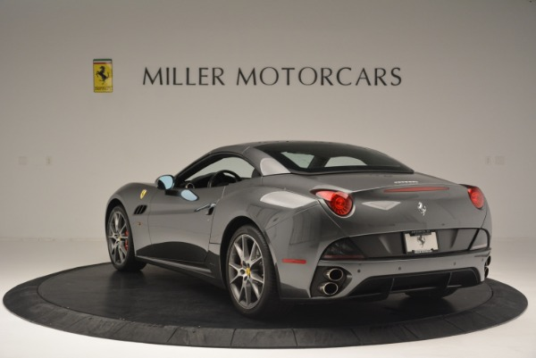 Used 2010 Ferrari California for sale Sold at Alfa Romeo of Westport in Westport CT 06880 17