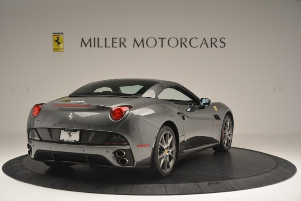 Used 2010 Ferrari California for sale Sold at Alfa Romeo of Westport in Westport CT 06880 19