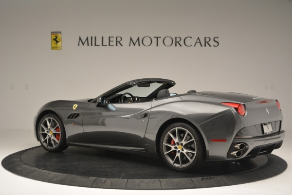 Used 2010 Ferrari California for sale Sold at Alfa Romeo of Westport in Westport CT 06880 4