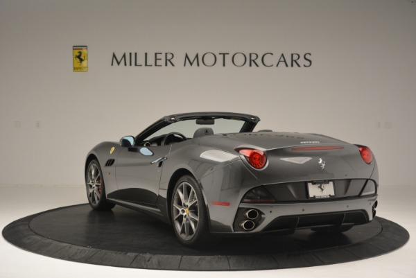 Used 2010 Ferrari California for sale Sold at Alfa Romeo of Westport in Westport CT 06880 5