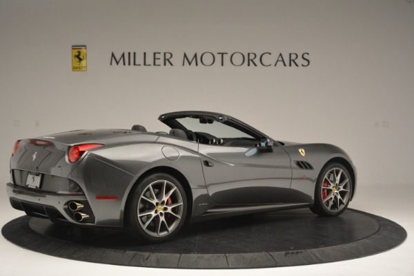 Used 2010 Ferrari California for sale Sold at Alfa Romeo of Westport in Westport CT 06880 8