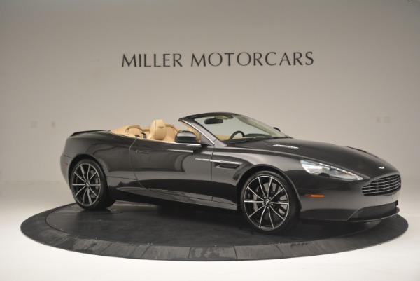 Used 2016 Aston Martin DB9 GT Volante for sale Sold at Alfa Romeo of Westport in Westport CT 06880 10