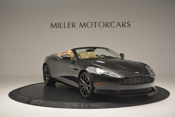Used 2016 Aston Martin DB9 GT Volante for sale Sold at Alfa Romeo of Westport in Westport CT 06880 11