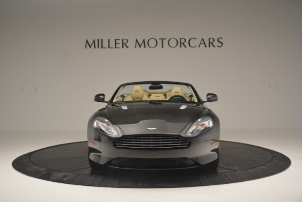 Used 2016 Aston Martin DB9 GT Volante for sale Sold at Alfa Romeo of Westport in Westport CT 06880 12