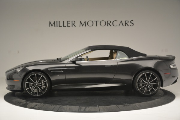 Used 2016 Aston Martin DB9 GT Volante for sale Sold at Alfa Romeo of Westport in Westport CT 06880 15