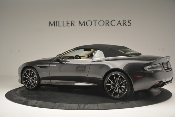 Used 2016 Aston Martin DB9 GT Volante for sale Sold at Alfa Romeo of Westport in Westport CT 06880 16