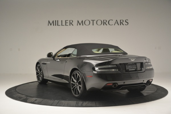 Used 2016 Aston Martin DB9 GT Volante for sale Sold at Alfa Romeo of Westport in Westport CT 06880 17