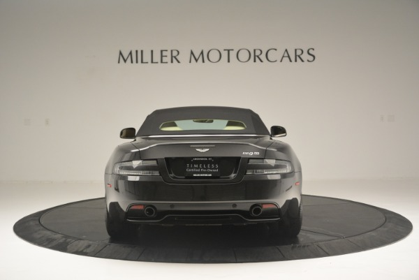 Used 2016 Aston Martin DB9 GT Volante for sale Sold at Alfa Romeo of Westport in Westport CT 06880 18